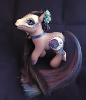 My little pony custom Sweet Dreams by AmbarJulieta