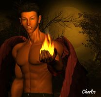 Kyo's Fire by Cherise75