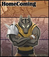 Home Coming Cover by Purpleground02