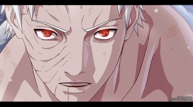 Naruto 683 - Ready to Die. by carl1tos