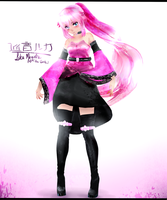 [MMD] Test render by Pocky-Poison
