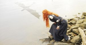 Merida Cosplay4 by hiddenwriterspirit