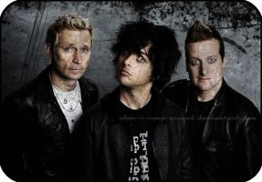 Green Day 7. by When-I-Come-Around