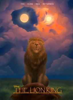 The Lion King by jesusgamarra