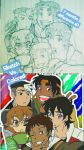 7 Months Difference ft. Team Voltron Groufie by yukisnishika