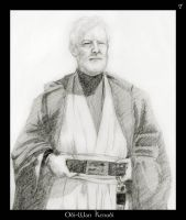 Ben Kenobi by thingrodiel