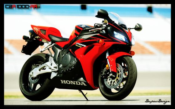 CBR-1000RR WallPaper by Dupas02Designer