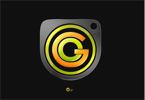 Game Over 'Logo' by LeckS