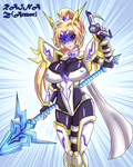 Rising Raina Z Armor by Donvoy