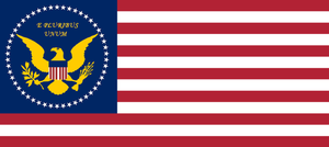Flag of the American Empire by DataPacRat