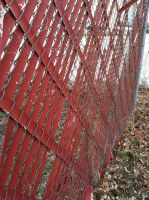 Fence by ALRtist