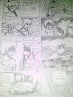 a page of esper. by Kites1224