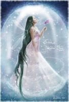 -'Orchid' Winter Fairy- by dadoundy