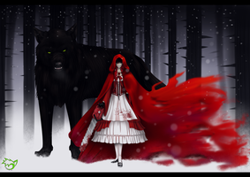 .: Red Riding Hood :. by CaptainPinsel