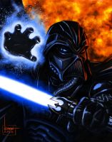 Vaders Return by ArtNomad