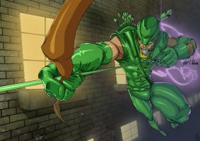Chamba's Green Arrow by RSB13