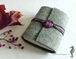 En elegant journal by bt-v