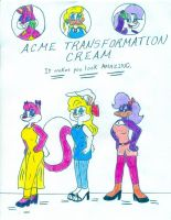 Acme Amazing Cream by Jose-Ramiro