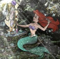 The Little Mermaid by brakachu
