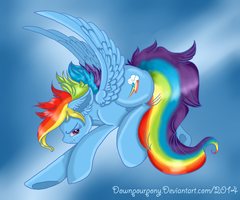A Dash of Loyalty by Downpourpony