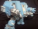 Warhammer 40K Space Marine Dreadnought Mk V -right by kotlesiu
