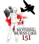 Nothing Burns Like 151 by TawmiePylon
