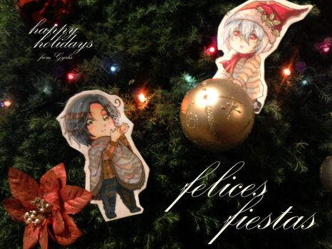 Felices Fiestas by GYRHS