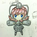 Cybermoe (Test color version) by F-Flappy