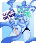 Dranei and Tentacles by TeeBreakers