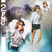 PNG PACK (132) Taylor Swift by DenizBas
