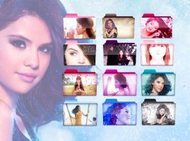 13 Selena Gomez Icons by therealkevinlevin
