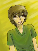 Shaggy color for YankaUshiro by airatainted