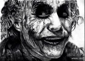 The Joker - The Dark Knight by xpzero