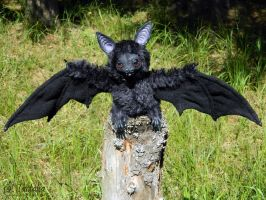 Bat Mortimer by Tantalia
