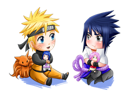 + NaruHina Sasusaku + by Thanysa