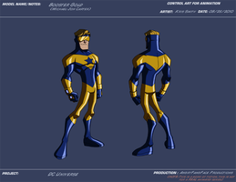AP Booster Gold by KrisSmithDW