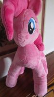 Pinkie Pie Plushie Other Angle Front by StarDragon102