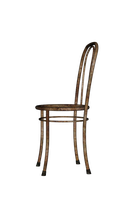 Rusty Old Chair Furtniture png by mysticmorning