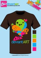 Semi-Finalist: 'SPITcolour' by deviantWEAR
