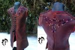 Eagle Celtic Vest by Feral-Workshop