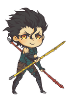 Lancer Magnet by Butcherer