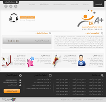Dr A plus ... Simple Wordpress Theme by begha