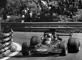 Emerson Fittipaldi (Spain 1973) by F1-history