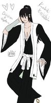 Bleach OC - Kuchiki Koichi by WarriorAngel36