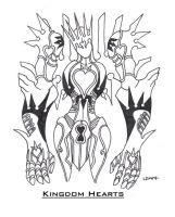 I am Kingdom Hearts..... by Lorddragonmaster