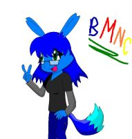 BMNC in paint practice by Baylor-The-Pikachu