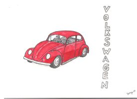 Volkswagen Beetle by VWStiti