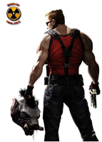 Duke Nukem Render 01 by PimplyPete