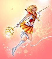 Sailor Sunshine by Alex-Asakura