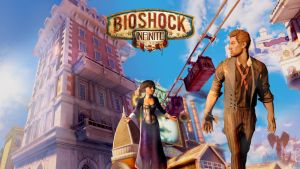 Bioshock Infinite Wallpaper/ Poster 1920x1080p by 69ingChipmunkzz